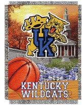 NCAA Kentucky Wildcats Home Field Advantage College Throw