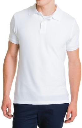 Lee Men's Slim Fit Pique Polo