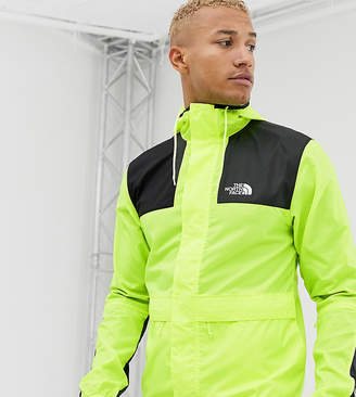 The North Face 1985 Mountain jacket in neon yellow Exclusive at ASOS