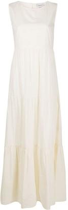 Woolrich Tiered Maxi Dress