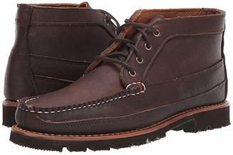 Sperry Gold Cup Handcrafted in Maine Chukka (Dark Brown) Men's Shoes