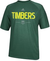 adidas Men's Portland Timbers Authentic climalite Tee