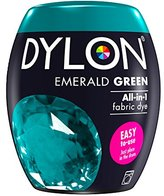 Dylon machine Dye Pod 350g, Emerald Green