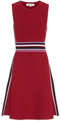 Diane von Furstenberg Elsie stretch-knit midi dress