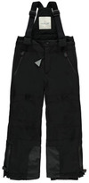 Moncler Ski Trousers with Braces Noir