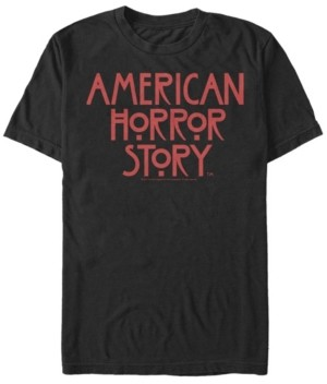 Fifth Sun Men's American Horror Story American Horror Logo T-shirt