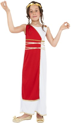 Child Roman Grecian Girl Costume