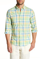 Gant Albatross Madras Check Regular Fit Shirt