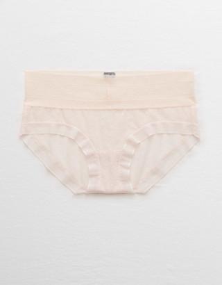 aerie POP! Lace Boybrief Underwear