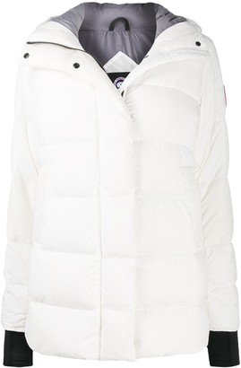 Canada Goose Alliston hooded puffer jacket