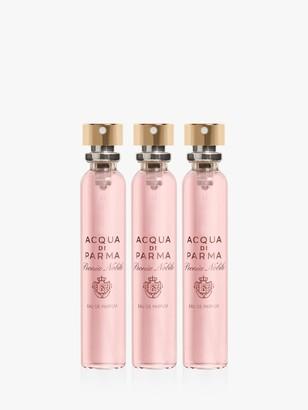 Acqua di Parma Peonia Nobile Eau de Parfum Refill, 3 x 20ml