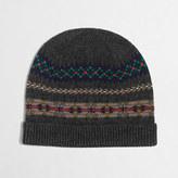 J.Crew Factory Fair Isle hat