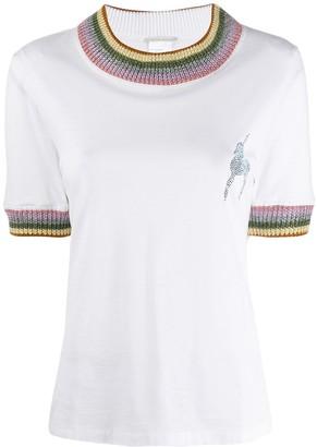 Marco De Vincenzo crew neck T-shirt