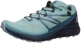 Salomon Women's Sense Ride 2 GTX Invis Fit Trail Running Shoes