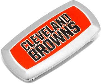 Cufflinks Inc. NFL Cleveland Browns Cushion Money Clip