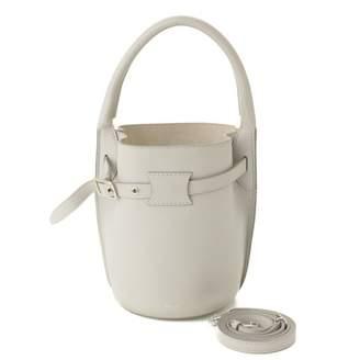 Celine Big Bag White Leather Handbags