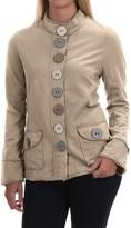 Neon Buddha India Blazer - Stretch Cotton, Button Front (For Women)