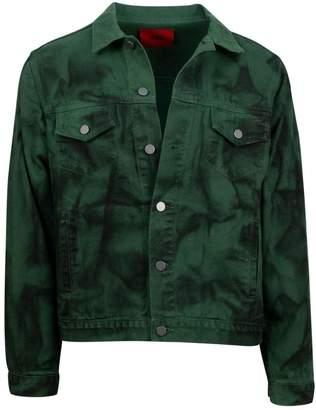 Green Cotton 424 Jackets