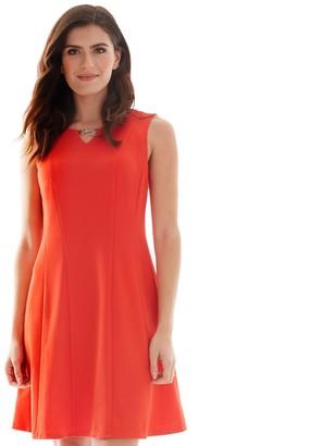 Apt. 9 Women's Scuba Crepe Shift Dress