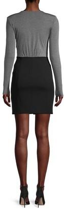 Bailey 44 Long-Sleeve Sheath Dress