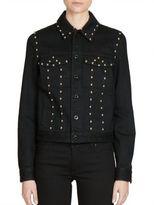 Givenchy Studded Denim Jacket