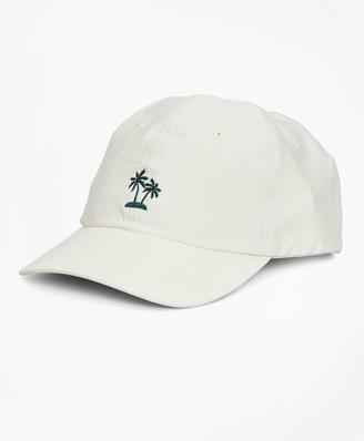Brooks Brothers Palm Tree Baseball Hat