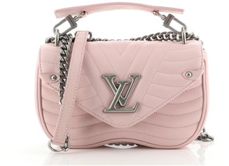 Louis Vuitton New Wave Chain Bag Quilted Leather PM