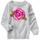 Crazy 8 Rose Sweater