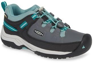 Keen Targhee Low Waterproof Sneaker (Little Kid)