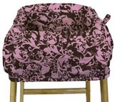 The Peanut Shell Shopping Cart Cover, Pink Couture by