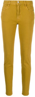 Just Cavalli high-rise skinny jeans