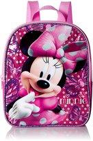 Disney Girls' Minnie Mouse 10 Mini Backpack