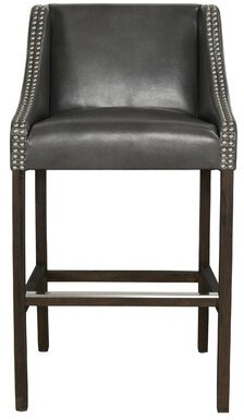 """Darby Home Co Elzada Bar & Counter Stool Seat Height: Bar Stool (30.25"""" Seat Height)"""