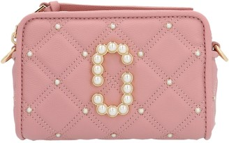 Marc Jacobs The Quilted Softshot 17 Crossbody Bag