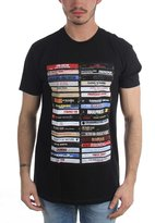 Famous Stars & Straps Mens Hip Hop Tapes T-Shirt