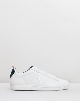 Le Coq Sportif Court Classic Sneakers