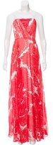 Milly Monica Silk Dress