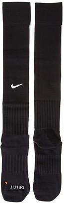 Nike Vapor III Over-the-Calf Team Socks (Collegiate Navy/White/White) Knee High Socks Shoes