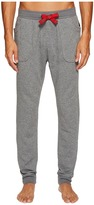 Emporio Armani French Terry Jogger Pants with Pockets Men's Casual Pants