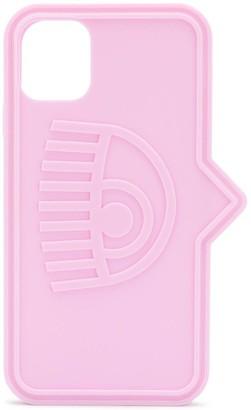 Chiara Ferragni Blinking Eye iphone 11 case