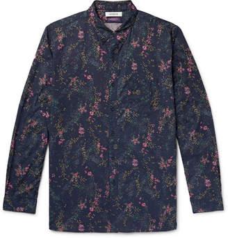 Nonnative + Liberty London Dweller Button-Down Collar Printed Cotton-Poplin Shirt