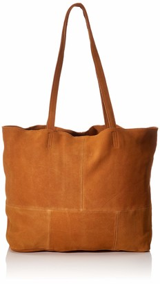Pieces Women's PCALEX LEATHER SHOPPER FC