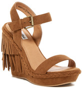 Not Rated Roaring Ruby Wedge Sandal