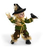 Madame Alexander Scarecrow from The Wizard of Oz Collectible Doll