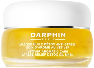 Darphin Vetiver Aromatic Care Stress Relief Detox Oil Mask