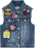 Philipp Plein Mini Me jean jacket