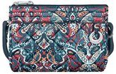 Travelon Women's Anti-Theft Boho Clutch Crossbody