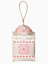 Kate Spade Rambling roses lantern bag