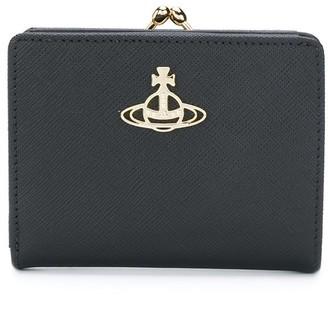 Vivienne Westwood Logo-Plaque Wallet
