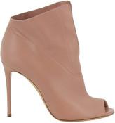 Casadei Leather Mules